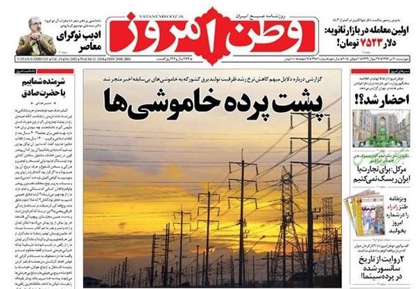 گزارشی درباره دلایل مبهم کاهش نرخ رشد ظرفیت تولید برق کشورکه به خاموشیهای بیسابقه اخیر منجر شد